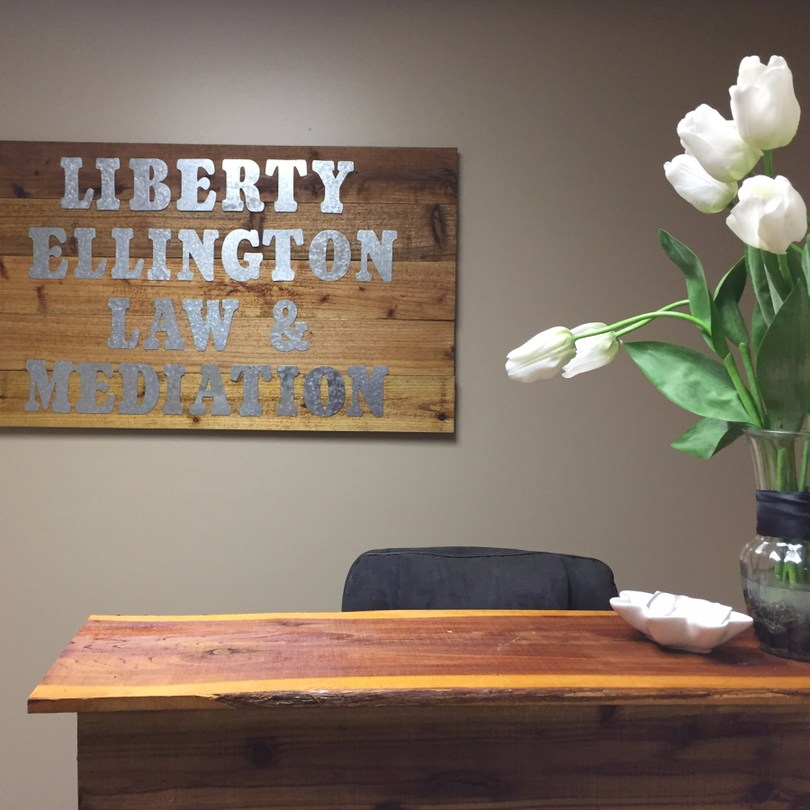 Liberty-Ellington Law and Mediation-Reception Area