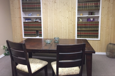 Liberty-Ellington Law and Mediation-Conference Room