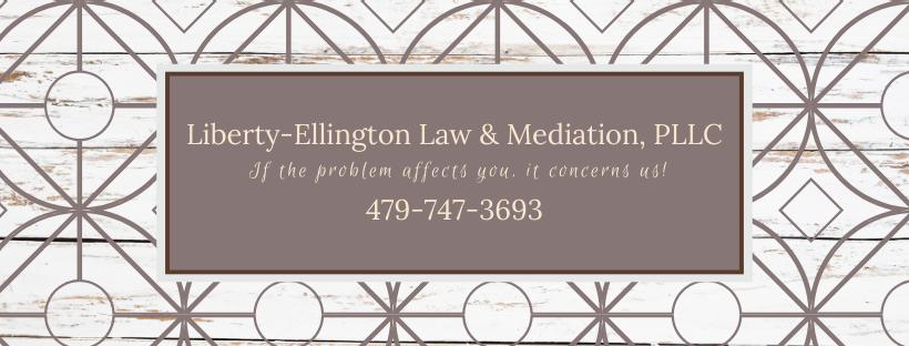 Liberty-Ellington Law & Mediation Logo